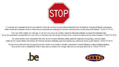 Stop-gevaar
