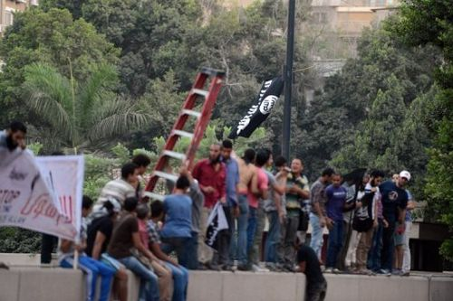 Egypte-ambassade